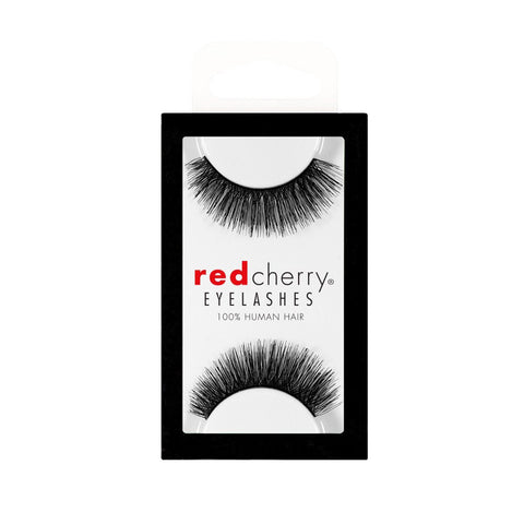 Red Cherry Lashes Style #117 (Ryder) Packaging Shot