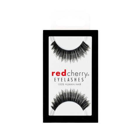 Red Cherry Lashes Style #119 (Hunter) Packaging Shot