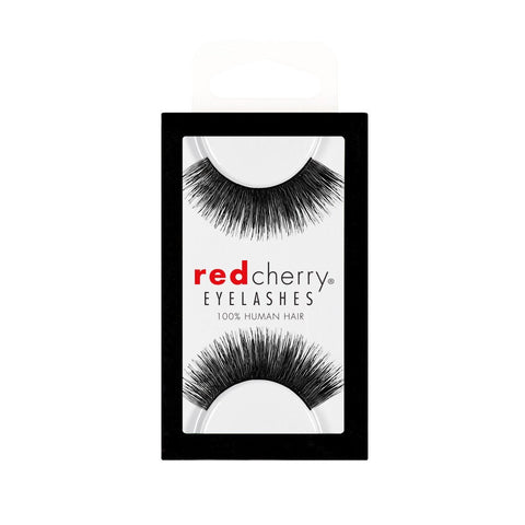 Red Cherry Lashes Style #202 (Sophie) Packaging Shot