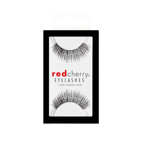Red Cherry Lashes Style #205 (Therese) Packaging Shot