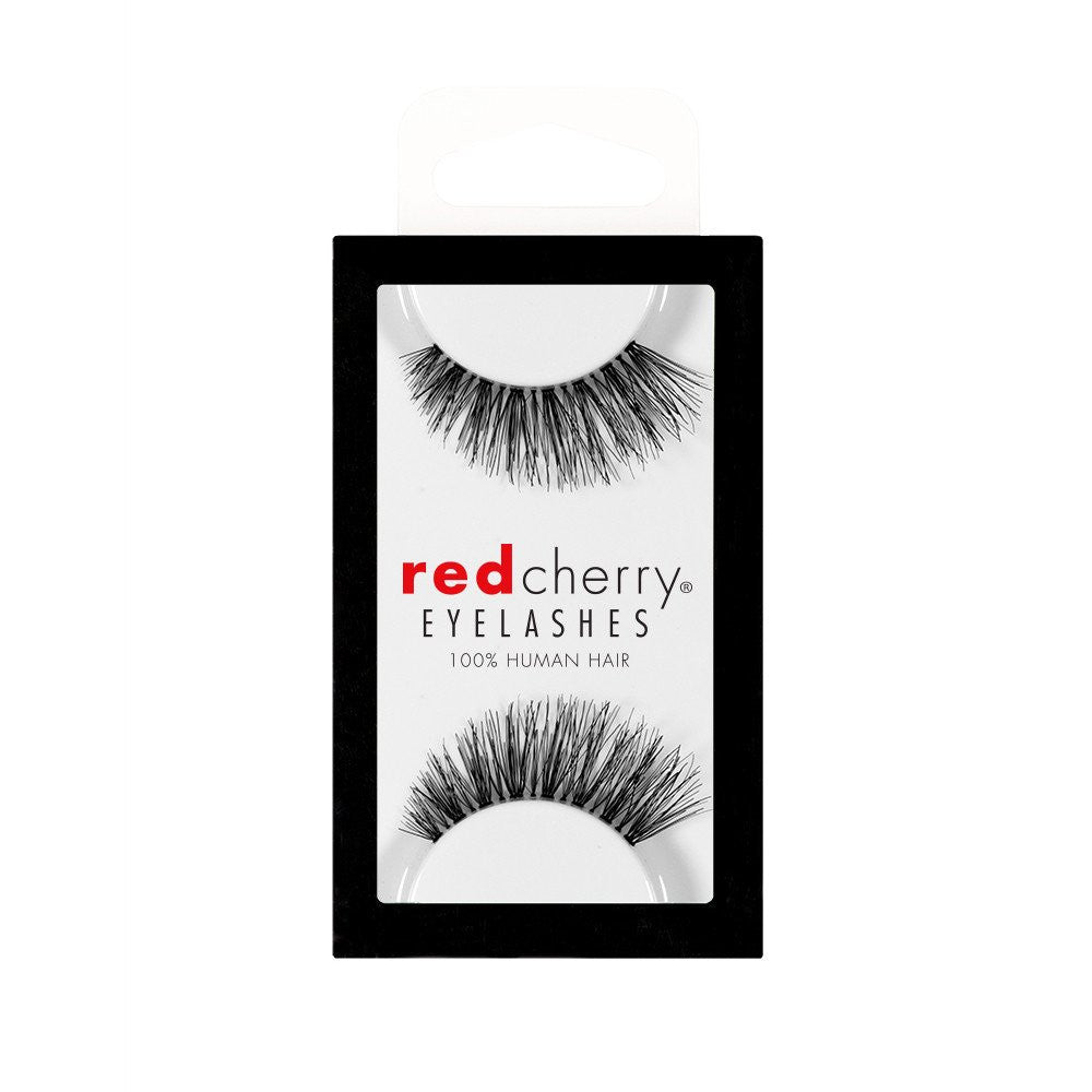 Red Cherry Lashes Style #43 (Stevi) Packaging Shot