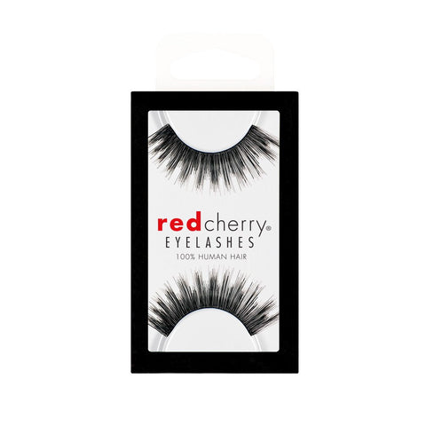 Red Cherry Lashes Style #05 (Wellington) Packaging Shot