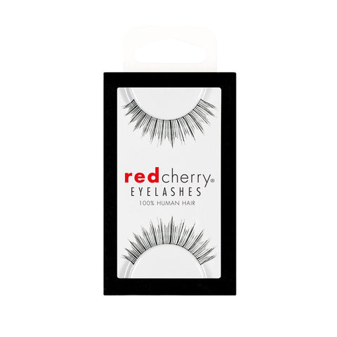 Red Cherry Lashes Style #505 (Ricky) Packaging Shot