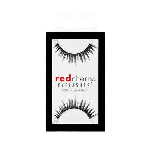 Red Cherry Lashes Style #600 (Delaney) Packaging Shot