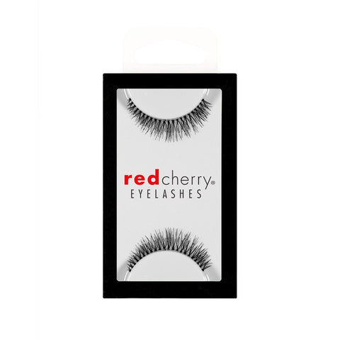 Red Cherry Lashes Style #747XS (Branson) Packaging Shot