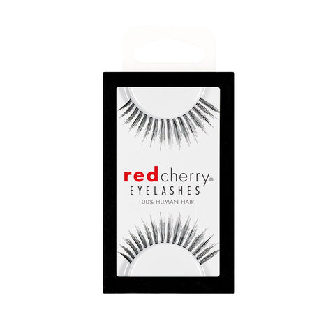 Red Cherry Lashes Style #99 (Kennedy) Packaging Shot