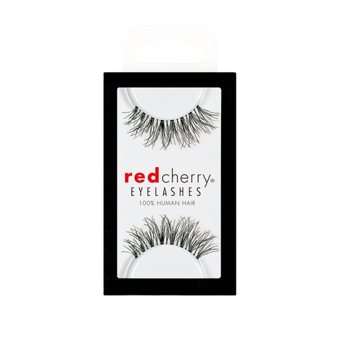 Red Cherry Lashes Style #WSP (Wispy) Packaging Shot