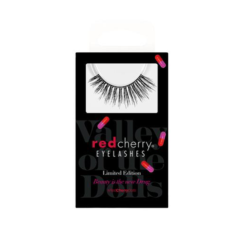 Red Cherry Lashes Style Mary Jane (Boxed)
