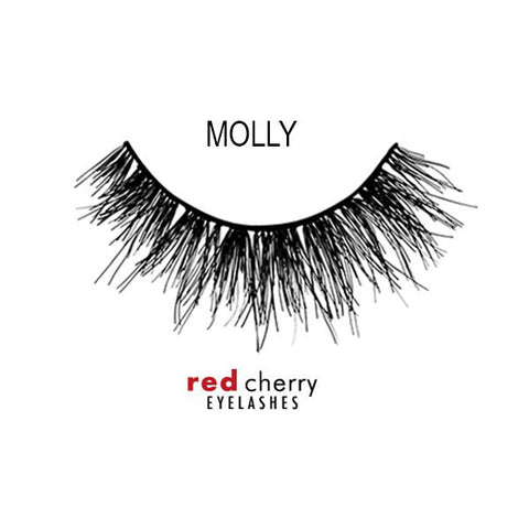 Red Cherry Lashes Style Molly
