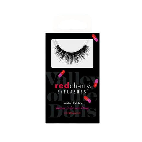 Red Cherry Lashes Style Molly (Boxed)