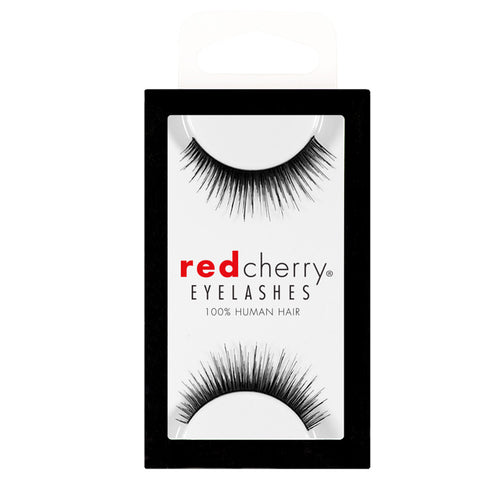 Red Cherry Lashes Style #01 (Chloë) Packaging Shot