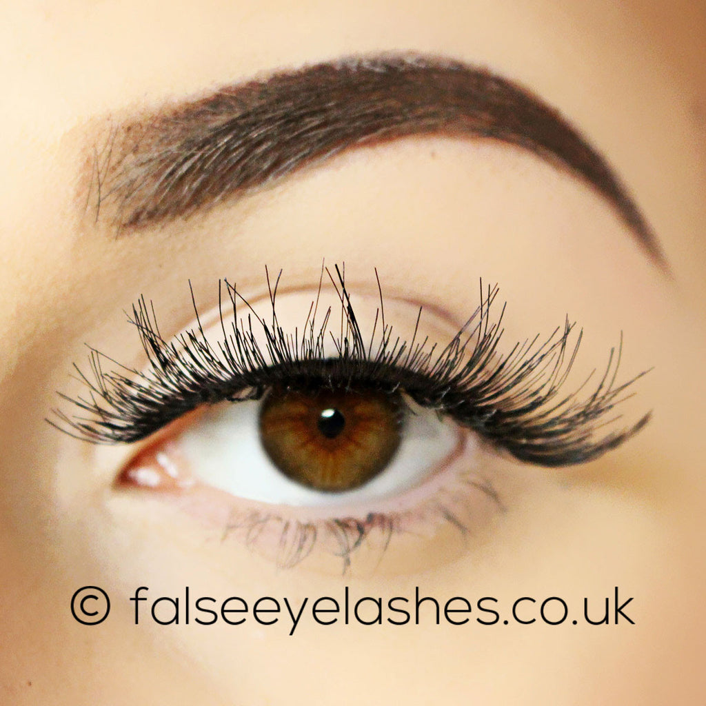 Red Cherry Lashes Style 102 Chakra False Eyelashes