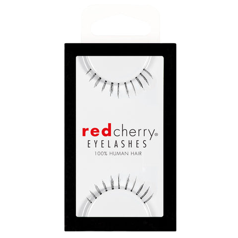 Red Cherry Under Lashes Style #104 (Emma) Packaging