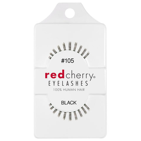 Red Cherry Under Lashes Style #105 (Audrey)
