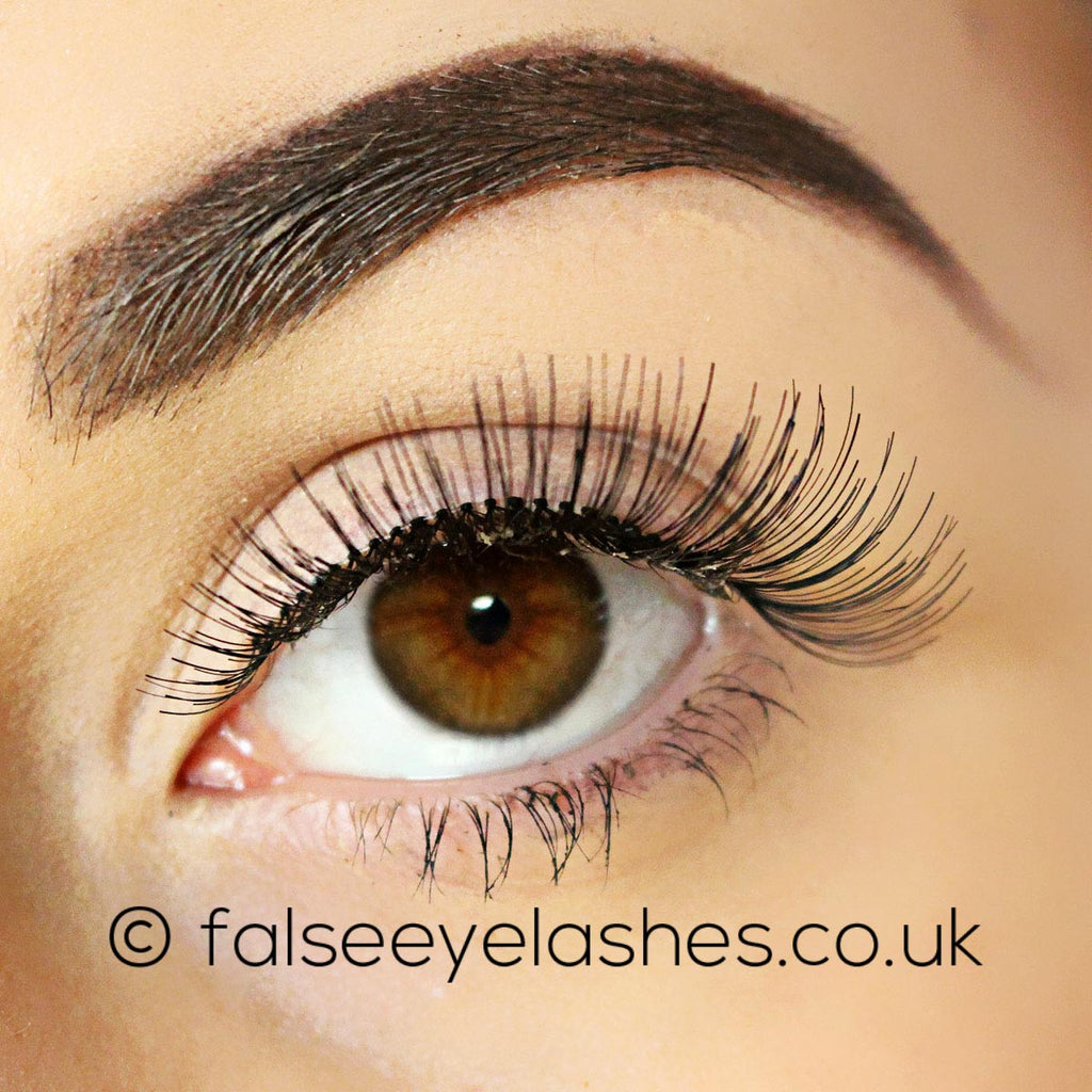 Red Cherry Lashes Style 107 Frankie False Eyelashes