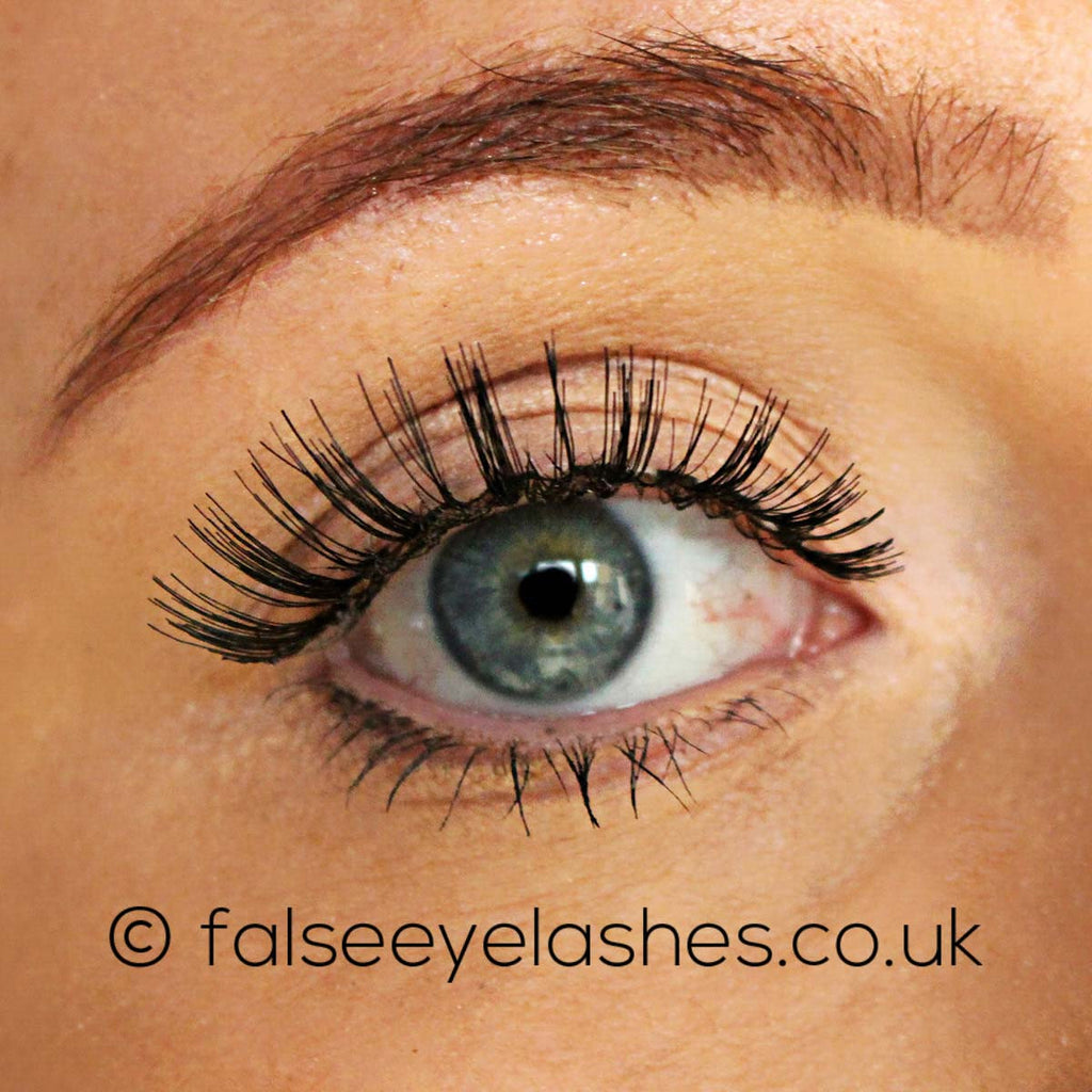 Red Cherry Lashes Style 110 Molla False Eyelashes