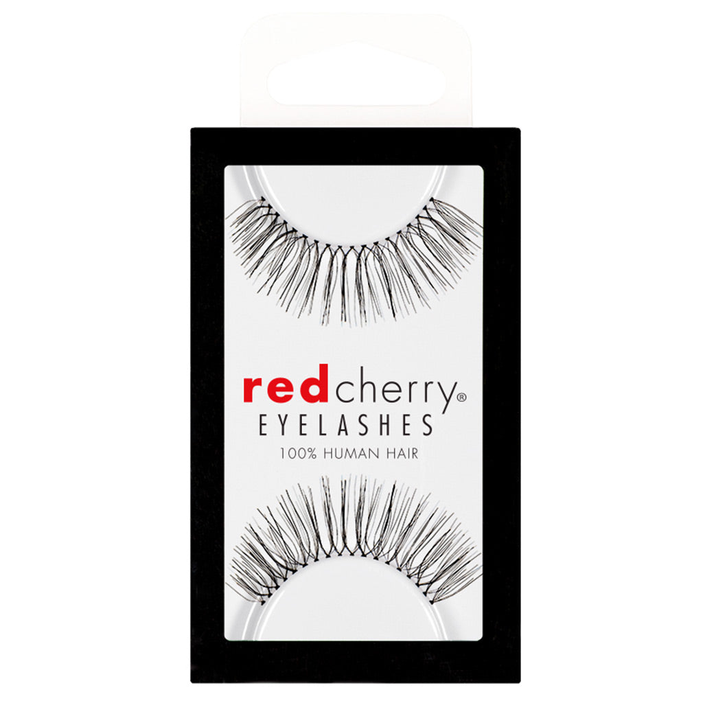 Red Cherry Lashes Style #412 (Dylan) Packaging Shot