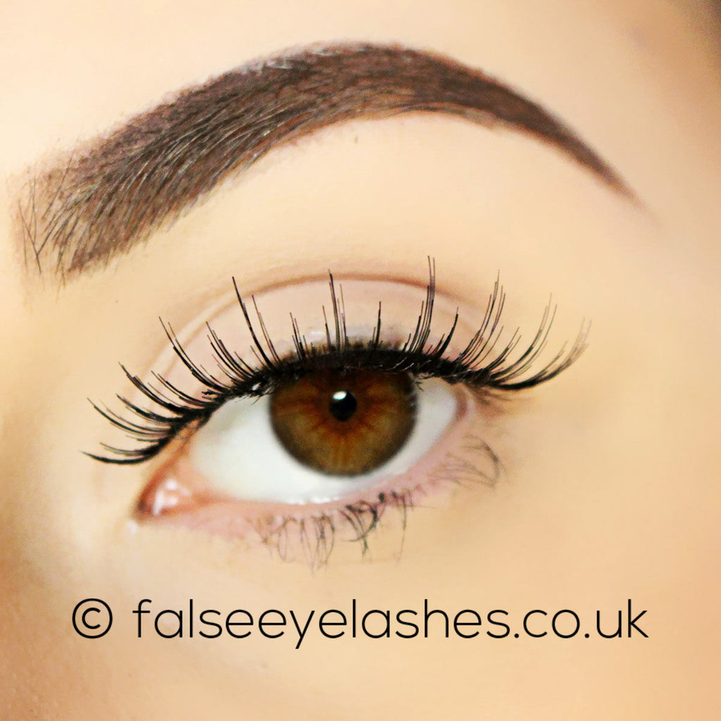 Red Cherry Lashes Style 47 Harper False Eyelashes