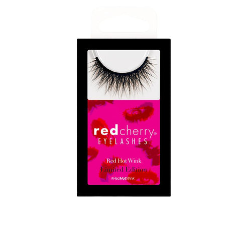 Red Cherry Lashes - The X Effect (Packaging)