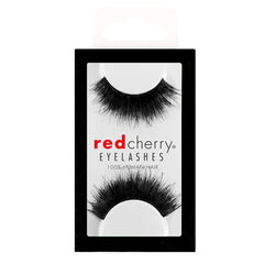 Red Cherry Eyelashes - Valley of the Dolls Style Neely