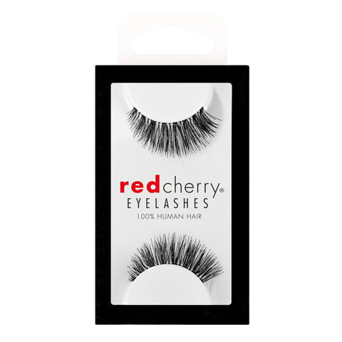 Red Cherry Eyelashes - Valley of the Dolls Style Anne