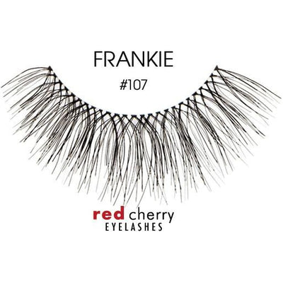 Red Cherry Lashes Style #107 (Frankie)