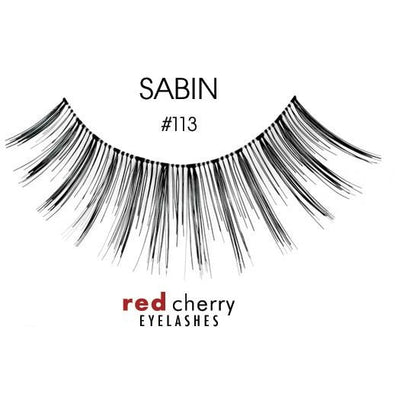 Red Cherry Lashes Style #113 (Sabin)