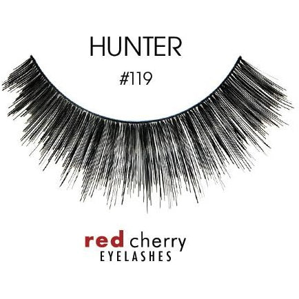 Red Cherry Lashes Style #119 (Hunter)