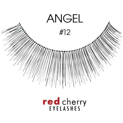 Red Cherry Lashes Style #12 (Angel)