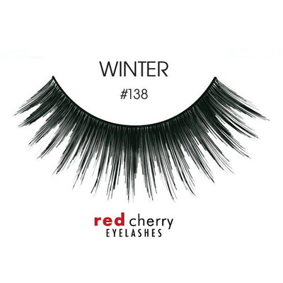 Red Cherry Lashes Style #138 (Winter)
