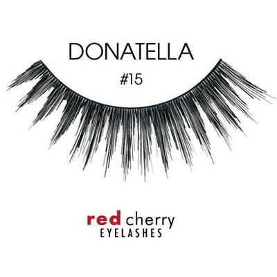Red Cherry Lashes Style #15 (Donatella)
