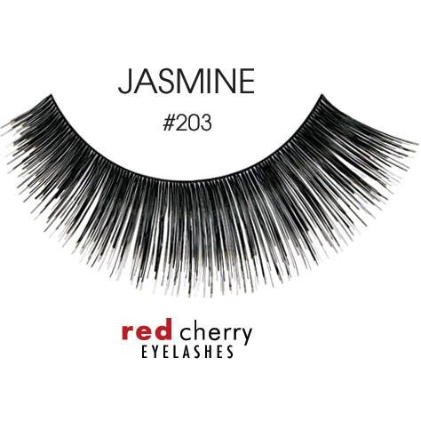Red Cherry Lashes Style #203 (Jasmine)
