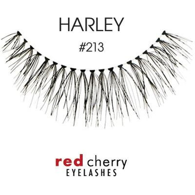 Red Cherry Lashes Style #213 (Harley)