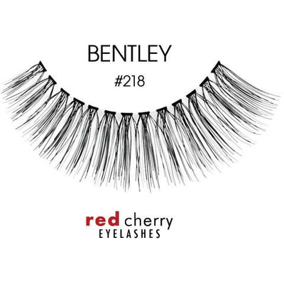 Red Cherry Lashes Style #218 (Bentley)