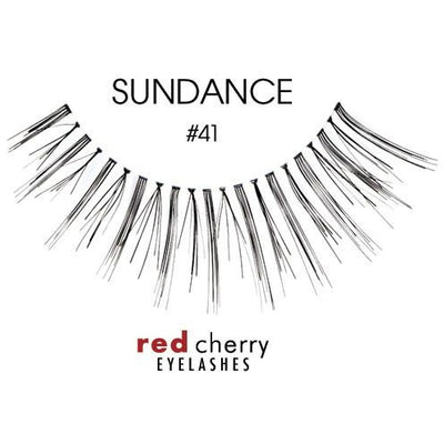 Red Cherry Lashes Style #41 (Sundance)