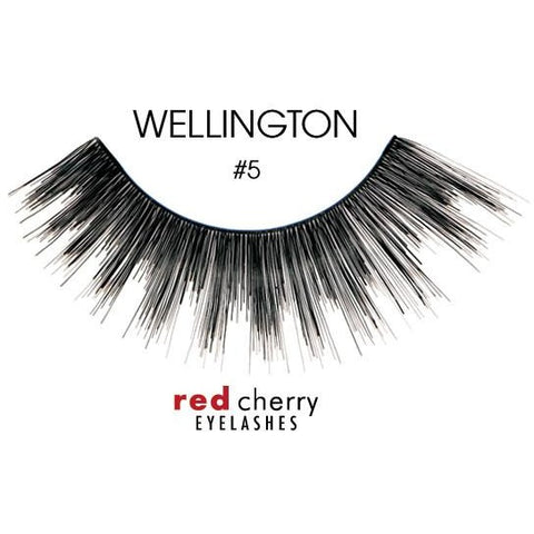 Red Cherry Lashes Style #05 (Wellington)