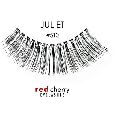 Red Cherry Lashes Style #510 (Juliet)