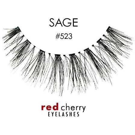 06c39bcb276 Red Cherry Lashes Style #523 (Sage) | False Eyelashes