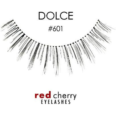 Red Cherry Lashes Style #601 (Dolce)