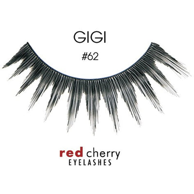 Red Cherry Lashes Style #62 (Gigi)