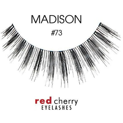 Red Cherry Lashes Style #73 (Madison)