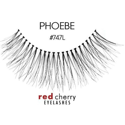 Red Cherry Lashes Style #747L (Phoebe)