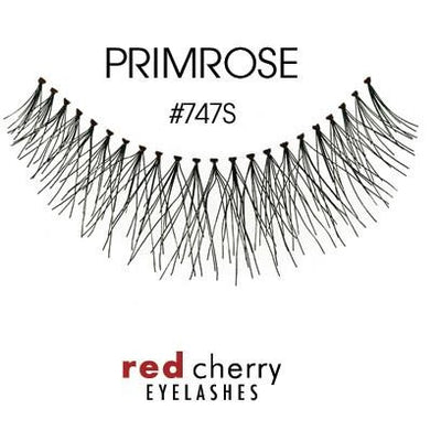 Red Cherry Lashes Style #747S (Primrose)