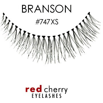 Red Cherry Lashes Style #747XS (Branson)