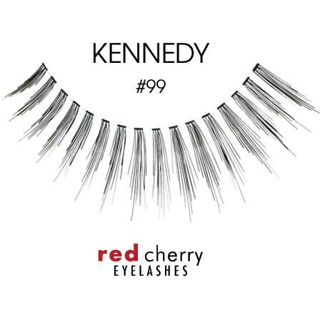Red Cherry Lashes Style #99 (Kennedy)