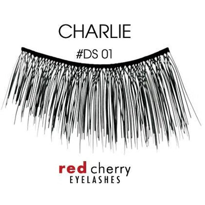 Red Cherry Demi Lashes Style #DS01 (Charlie)