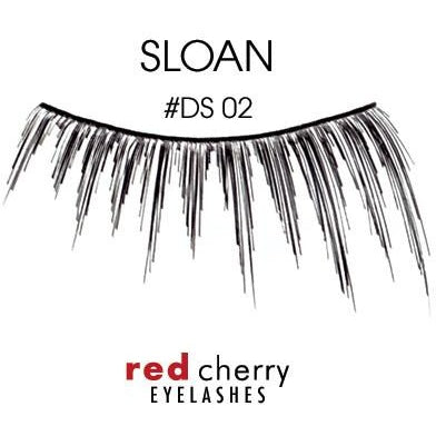 Red Cherry Demi Lashes Style #DS02 (Sloan)