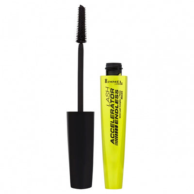 Rimmel Lash Accelerator Endless Mascara 001 Black (10ml)
