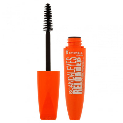 Rimmel Scandaleyes Reloaded Mascara 001 Black (12ml)