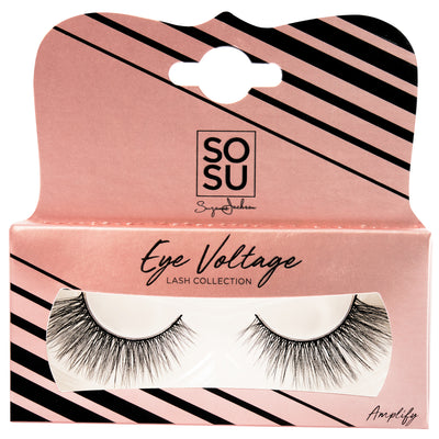 SOSU Eye Voltage False Lashes - Amplify